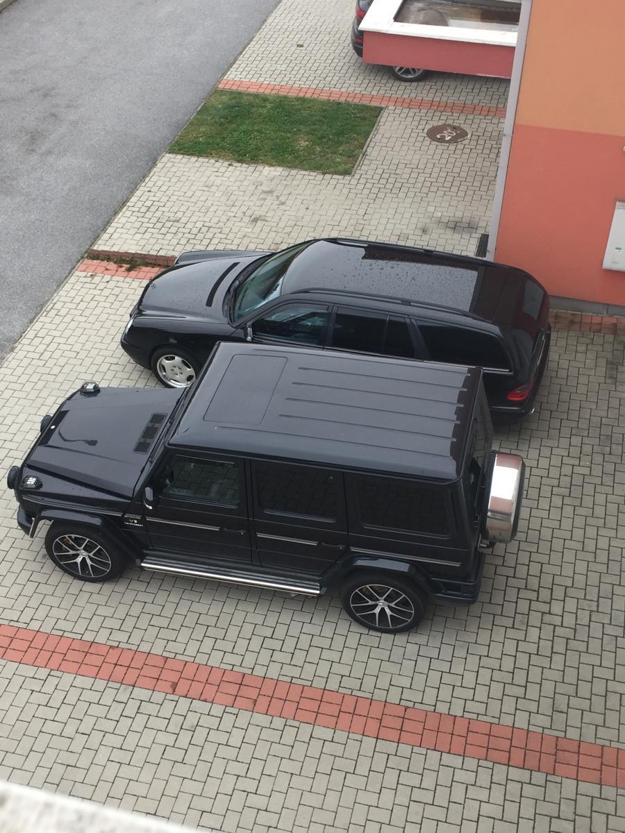 E430 4mativ vs V8 G55 V8 double