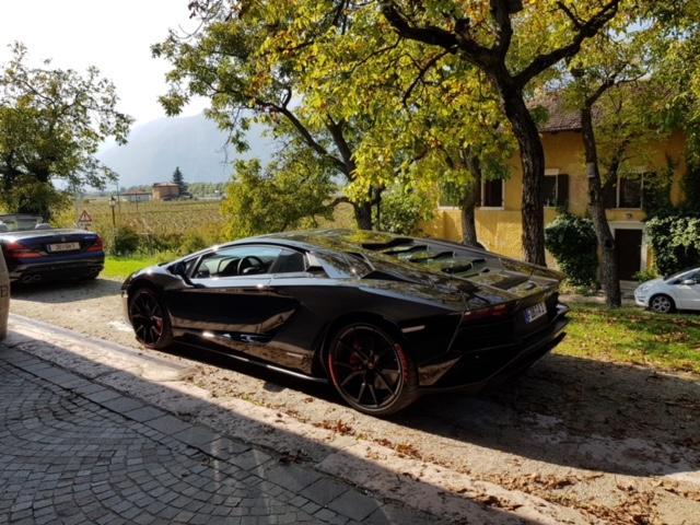 In Italien Unterwegs