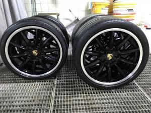 Felgen für Porsche 997.2 GTS