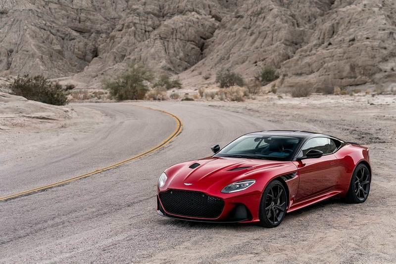 Aston Martin Dbs Superleggera Aston Martin Forum Carpassion Com