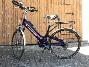 Wiesmann Roadster Trekking Fahrrad zu verkaufen