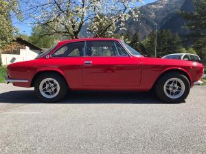 Alfa Romeo GTV 2000 Bertone, Veteranfahrzeug