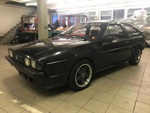 VW Scirocco II GTI / GTX, 58'000 Km
