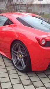 458 Italia Novitec Felgen 9x21