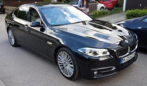 BMW 550i xDrive Limo, Luxury-Line