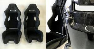 Ferrari Scuderia Carbon Sitze