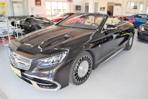 Mercedes-Benz S 650 Maybach Cabriolet *1of300* Limited Edition
