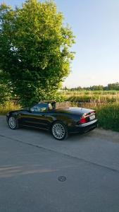 V: Maserati Spyder CC, Scheckheft, volles Zubehör