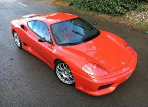 Ferrari 360 Challenge Stradale 56000km