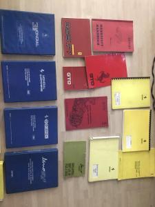 Werkstatthandbücher Ferrari