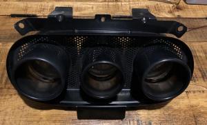 458 Sportendrohr nero