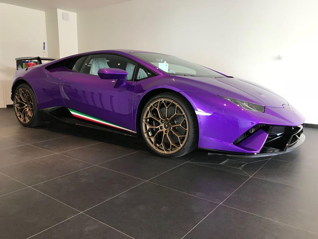 Lamborghini Huravcan Perfomante