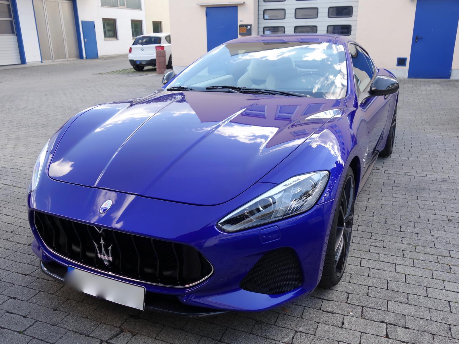 Maserati ;-)