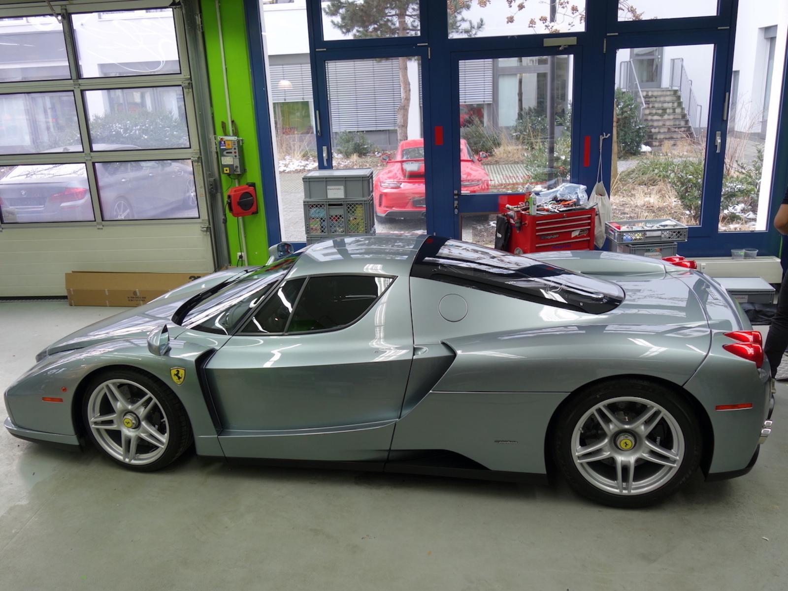 Ferrari Enzo # 299