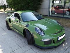 Porsche 991 GT3 RS oliv