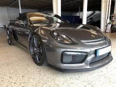 Porsche GT 4