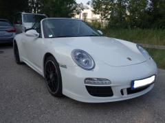 Porsche 997 GTS Cabrio