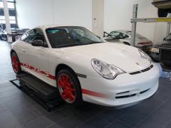 """Porsche 996 GT3 RS """"rot"""""""