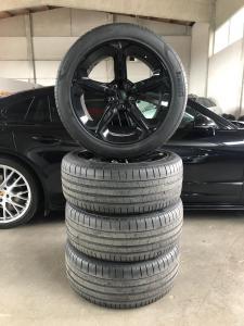 Lamborghini Urus Komplettradsatz
