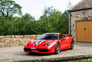 458 Speciale 7500km