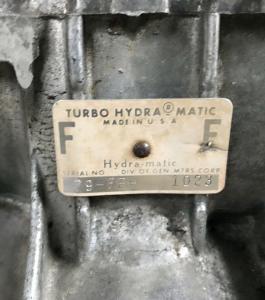 Automatik-Getriebe Ferrari 400 i