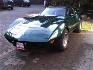 1978 Corvette C3 Targa - sehr gepflegt