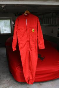 Ferrari Werkstatt - Monteur Overall