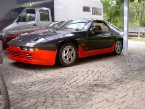 Isdera Spoilersatz für Porsche 928