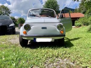 Fiat 500 / Juli 1966