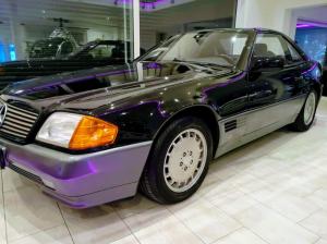 Mercedes SL R129 im Sammlerzustand