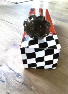 Ferrari Titanium Oil Dipstick