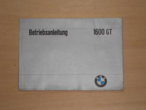 Betriebsanleitungen BMW Oldtimer