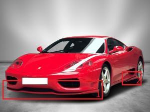 Hamann Anbauteile - Ferrari 360 Modena