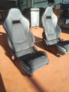 McLaren 570S Sitze