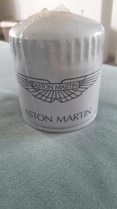 Ölfilter Aston Martin