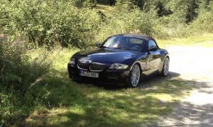 VK: BMW E85 Z4 3,0si Roadster Handschalter / FL