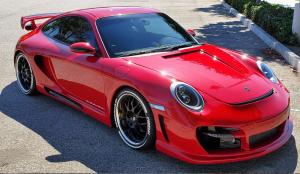 Porsche 997 Gemballa Avalanche Recreation