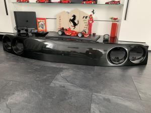 Ferrari 360 Heckblende Carbon