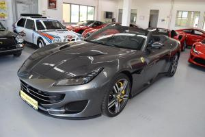 Ferrari Portofino Neuwagen ohne Zulassung Magneride LED