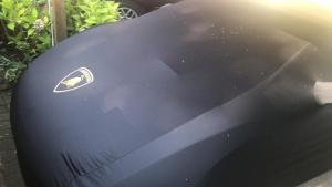 schwarzes originales Lamborghini Gallardo - Car Cover gebraucht