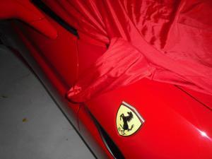 Ferrari ,Abdeckung, Paletot, Autopyjama