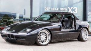 BMW Z1 Original Lorenzumbau mit 204 Ps mit viele Extras!!!