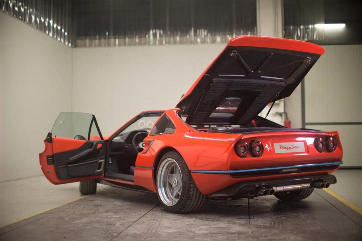 Ferrari 308 Resto Mod Muss Das Sein Ferrari 308 328 Forum Carpassion Com
