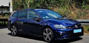 VW Golf 7R Variant Leasingvertrag (175€ mtl. netto) abzugeben, LF 0,38