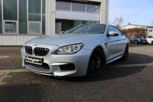 BMW M6 Gran Coupe F06