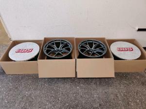 Neue BBS FI für Ferrari 360, F430 und Scuderia 19 Zoll
