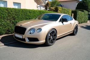 Bentley Continental GT 4.0 V8 Mulliner
