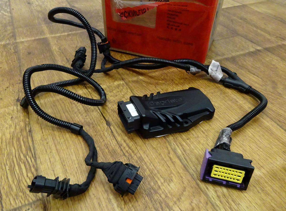 Capristo Performance Box für Ferrari 488 PISTA // 720 PS => 780 - 800 PS