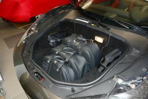 Ferrari 458 Spider Original Schedoni Kofferset