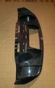Original Audi R8 Typ 42 facelift Carbon Diffusor